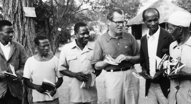 Small Christian Communities in Eastern Africa <p> by Father Joseph G. Healey, MM