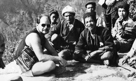Fr. Joe Thaler's Nepal Trek, 1979 <p> Excerpts from his diary