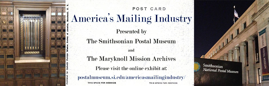 America's Mailing Industry <p> Smithsonian National Postal Museum virtual exhibit