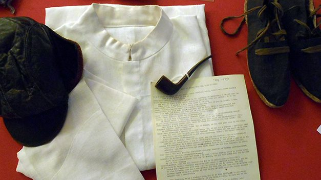 Maryknoll Mission Archives Exhibit <p> The Things They Carried