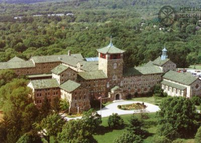 Aerial view of Maryknoll