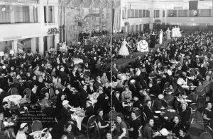 Long Island Maryknoll Committee Fashion Show Ballroom,, 1951