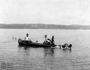 Society boating