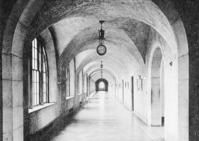 Seminary Main Hallway