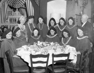 Sr Margaret James Reception, Group Photo, 1959