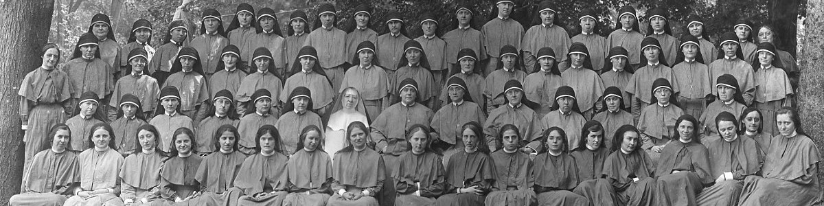 Celebrating the Maryknoll Sisters Canonical Foundation Centennial <p> February 14, 1920