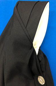 Sr. Gemma Shea's veil and a Maryknoll Sisters Medal