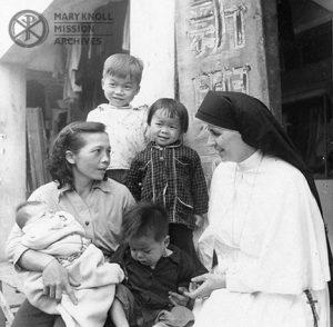 Sister Joan Marie Ryan, Miaoli, Taiwan