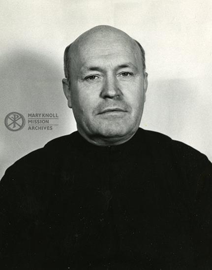 Fr. Maurice Ahern MM