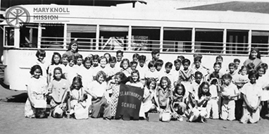 St. Anthony's School 5th Grade Class, 1937