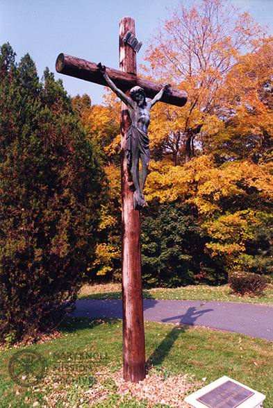 Crucifix in the Fall