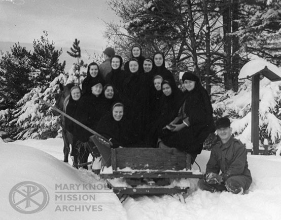 Sledding Group