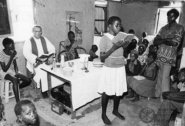 Fr. Breen, Kenya