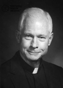 Father John W. Eybel