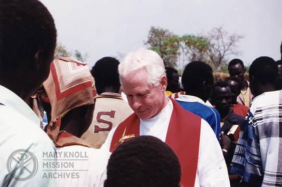 Fr. Eybel, Ethiopia