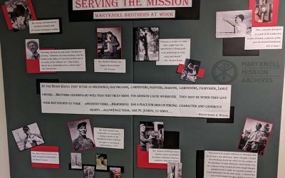 Serving the Mission – Maryknoll Brothers at Work