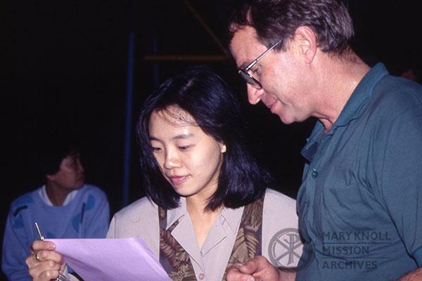 Fr. Glover, Taiwan