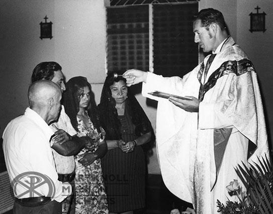 Fr. Gosselin, Nicaragua