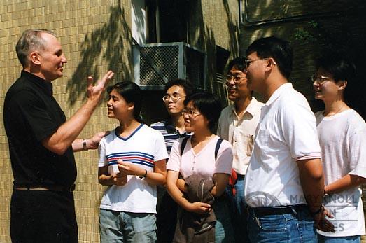 Fr. McCulloch, Taiwan