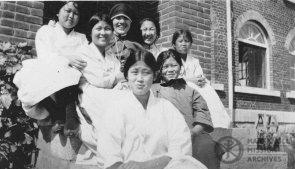 Sister Gabriella Mulherin, Yeng You, Korea, 1927