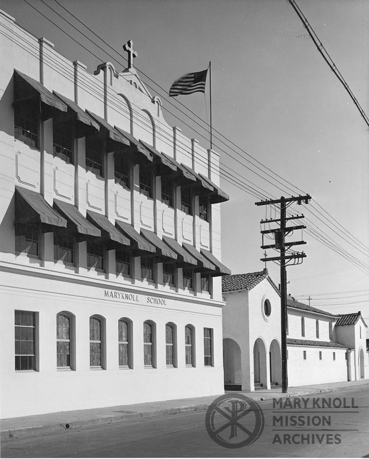 St. Francis Xavier School, 1938
