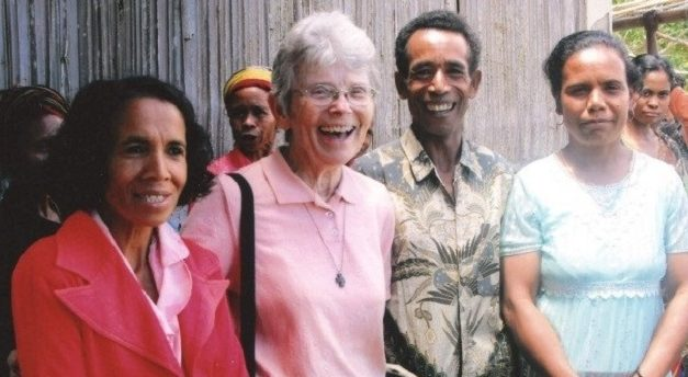 Thirty Years Later: Maryknoll Sisters in American Samoa and East Timor