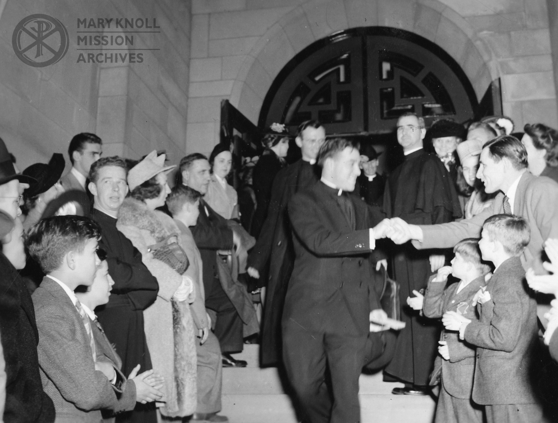 Departure Leave Taking, April 1942