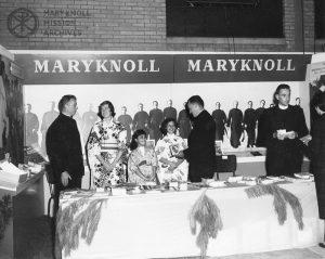 Fr. Walter Maxcy, development work, New York City