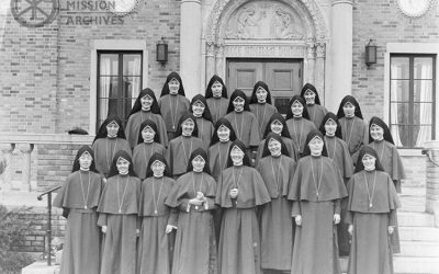 Sister Mary Driscoll – A Missioner to the United States