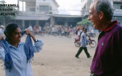Maryknoll Collaboration in Cambodia