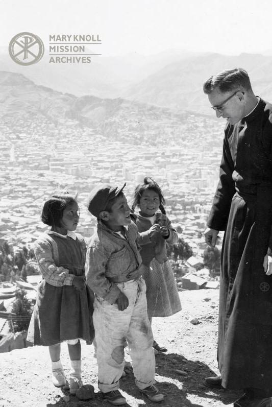 Father John J. McCabe, Bolivia