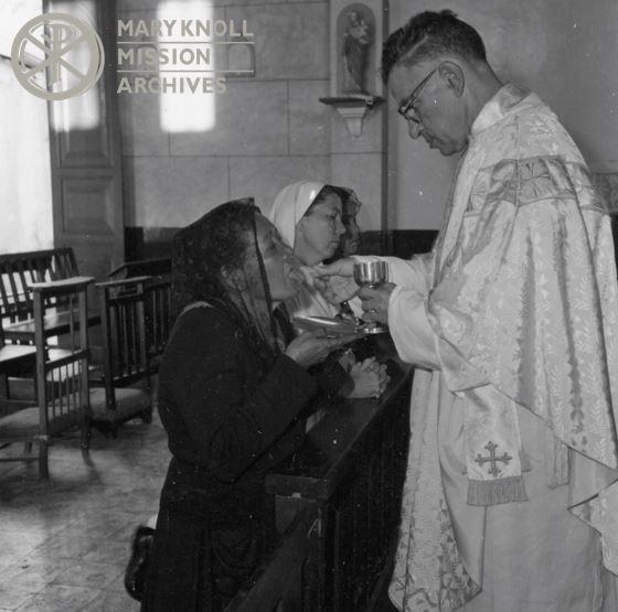 Father Walter J. Valladon, Bolivia