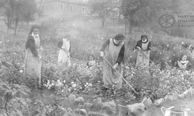 """May Day"" with the Maryknoll Sisters"