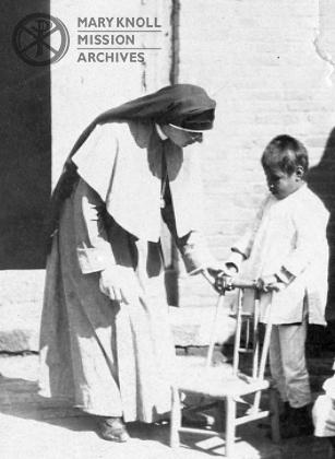 Sister Mary Barbara Froehlich, Yeung Kong, 1924