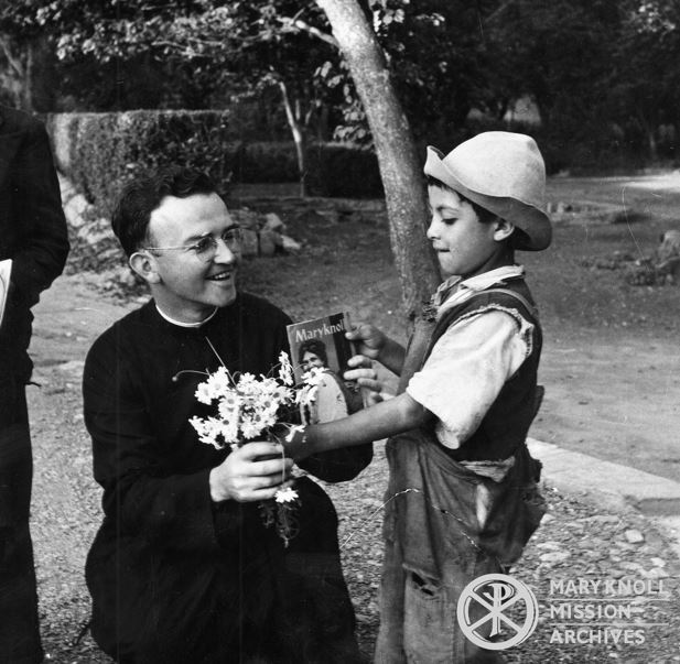 Father Richard McMonigal